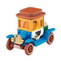 TOMICA 多美小汽車 迪士尼 DM-18 胡迪 古典老爺車 【鯊玩具Toy Shark】