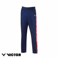 【VICTOR 勝利體育】東京奧運中華隊運動長褲(P-2090 F 藍)