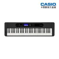 【CASIO 卡西歐】原廠直營61鍵標準電子琴(CT-S400-P5)