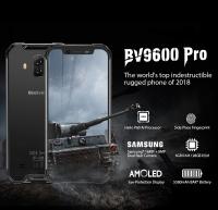 Blackview BV9600 PRO 三防機 IP68/69 防護等級 無線充電 NFC 6+128GB