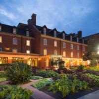 住宿 The Atherton Hotel at OSU