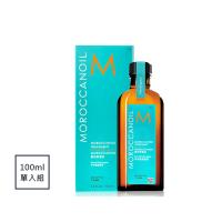 【MOROCCANOIL 摩洛哥優油】摩洛哥優油/摩洛哥輕優油100ml 兩款可選(台灣總代理公司貨)
