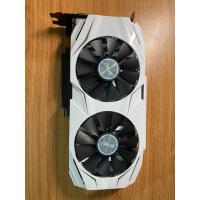 ASUS Nvidia GeForce Dual-GTX1060-O6G雪原豹