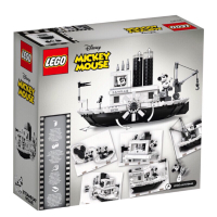 LEGO Ideas 21317: 汽船威利號 Steamboat Willie 現貨