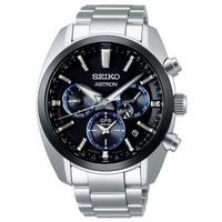 【SEIKO 精工】ASTRON 雙時區GPS衛星錶43mm(SSH053J1/5X53-0AJ0A)