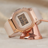 卡西歐G-SHOCK GM-S5600PG-4/G-7/5600-1/B-1/3 電子運動男腕手錶