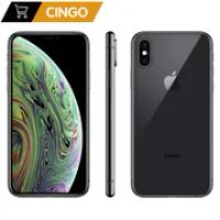 ปลดล็อก Apple iPhone XS iPhone XS MAX 4G LTE 4G RAM 64 GB/256 GB ROM a12 Bionic IOS12 IPHONE XS 2658mAh