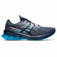 【asics 亞瑟士】運動鞋 NOVABLAST 男鞋 慢跑 跑鞋(1011B149-400)