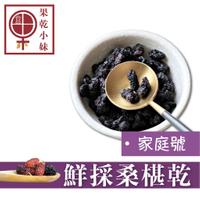 【果乾小妹】鮮採台灣桑椹乾 桑葚乾 家庭號大份量
