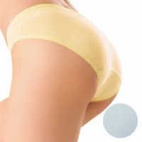 【Wacoal 華歌爾】新伴蒂內褲M-LL超低腰三角款(淺水藍)