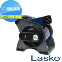 【Lasko】藍爵星專業渦輪循環風扇 U12100TW