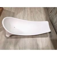 二手【STOKKE】Flexi Bath 初生嬰兒浴架(白色) 澡盆架