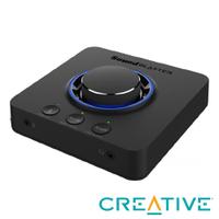 【白米飯3C】有發票+CREATIVE Sound Blaster X3 Hi-Res 7.1聲道  USB 音效卡 .