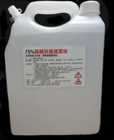 酒精噴霧75%稀釋液1公升/4公升|抗菌清潔液|抗菌酒精|大包裝大容量|補充罐|防疫必備