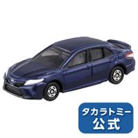 大賀屋 日貨 多美 CAMRY 豐田 100 多美小汽車 小汽車 模型 汽車 玩具 合金 Tomy L00011672