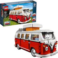 LEGO 樂高 Creator Expert Volkswagen T1 Camper Van 10220 Construction Set(1334件)