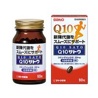 sato佐藤Q10膠囊90粒入/罐