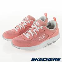 SKECHERS LIV FEARLESS 2 女鞋 慢跑 健走 輕量 透氣 粉橘【運動世界】88888193CRL