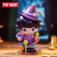 Original POPMART DIMOO Constellation Series กล่องตาบอดของเล่นตุ๊กตาสุ่มน่ารักอะนิเมะของขวัญจัดส่งฟรี