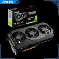 Asus TUF 3-GTX1660S-O6G-GAMING Graphics Card NVIDIA® GeForce GTX 1660 SUPER GDDR6 6GB DVI DP Video Card