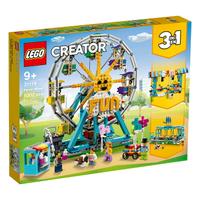LEGO 樂高 CREATOR 創意系列 31119 摩天輪 【鯊玩具Toy Shark】