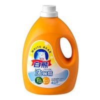 【白熊】洗碗精4kg(加強去油汙、護手配方)