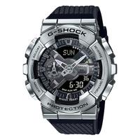 CASIO卡西歐 G-SHOCK GM-110 GM-110-1A(GM-110-1ADR)金屬防水手錶