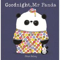 【麥克兒童外文】Goodnight Mr Panda