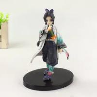 15Cm Anime Demon Slayer Kochou Shinobu Kimetsu ไม่มี Yaiba Tanjirou Nezuko PVC Action Figure ของเล่นตุ๊กตา