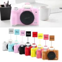 Soft EOS M50 II Silicone Protective Skin Case Body Cover for Canon EOS M50 M50 Mark II EOS M50 II Digital Camera