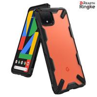 【Ringke】Rearth Google Pixel 4 / 4 XL [Fusion X] 透明背蓋防撞手機殼(透明背蓋防撞手機殼)