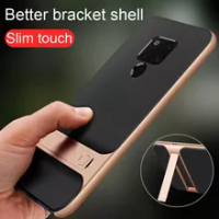 Mate20 Mate20Pro kickstand case for Huawei Mate 20 Mate 20 Pro Cases Flexible Slim Gel Stand Back Cover Shell