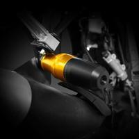 【柏霖】Dimotiv YAMAHA YZF-R3 15-16 SUZUKI GSX-R150 17-18 GSX-S150 17-18 GSX-R125 17-18 GSX-S125 17-18 排氣管防摔塊 DMV