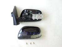 大禾自動車 TOYOTA ALTIS 01-07 電動電折有燈一體式後視鏡 未烤漆