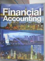 【書寶二手書T7/大學商學_EQX】Financial Accounting Including Ifrs_Williams
