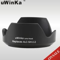 【uWinka】副廠Sony索尼UAL-SH112相容Sony原廠ALC-SH112遮光罩(適E 18-55mm F3.5-5.6 16mm F2.8 OSS)