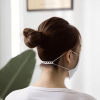 【PCARE】口罩減壓掛勾50入(口罩延長帶/減緩耳朵勒緊/極。輕。薄)