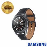 【SAMSUNG 三星】福利品Galaxy Watch3 45mm R845 LTE版 智慧手錶 星幻黑