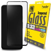 HODA【Google Pixel 4a 5G】0.33mm 2.5D滿版玻璃保護貼 保護貼 滿版玻璃貼