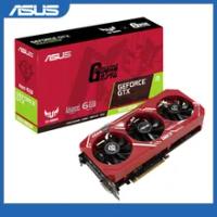 Asus TUF3-GTX1660S-A6G-ZAKU GeForce GTX 1660 SUPER GDDR6 6GB DVI DP Graphics Card