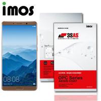 【iMos】HUAWEI Mate 10(3SAS 疏油疏水 螢幕保護貼)