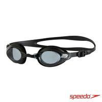 Speedo 成人 運動泳鏡 Mariner Supreme SD8113177649 黑【陽光樂活】