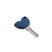 【VESPA】原廠 藍色 晶片鑰匙 LX S LXV GTV GTS 春天 衝刺 通用