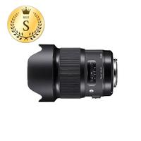 【Sigma】20mm F1.4 DG HSM Art(總代理公司貨)