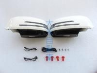 大禾自動車 新款後視鏡蓋+箭型LED方向燈蓋 3色 適用 賓士 W204 C180 C200 C250 C300 C63