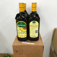 義大利原裝批發奧利塔葵花油 葡萄籽油1000ml批發零售台中自取