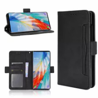 Case for LG WING 5G Phone Protective Cover Multi-card Slot Wallet Type Protective Shell for LG WING 5G Phone Accessories