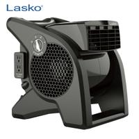 [Lasko 美國]黑武士 超效能渦輪循環風扇 U15617TW【加碼贈送情調燈,款式隨機出貨】