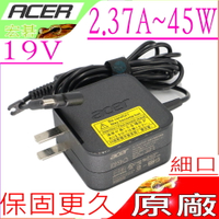 ACER 19V 2.37A (原廠輕便)-Switch  SW5-171,SW5-173,SF113-31,N17P2,SF114-31,SF114-32,SF313-51,SF314-41,SF314-51,SF314-52,SF314-53,SF314-54,SF314-55,SF314-56,SF315-41,SF315-51, SF315-52,SF312-31