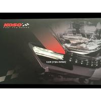 出清 KOSO 刀鋒 LED 定位燈 左右款 適用:勁戰4代/四代戰/勁戰四代